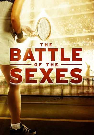the battle of the sexes in Steve carell is well cast as the ex-champ who tried to prove men's superiority on court, but stone calls the shots as women's no 1 billie jean king.